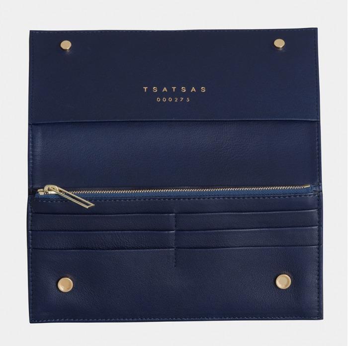 Wallet Navy