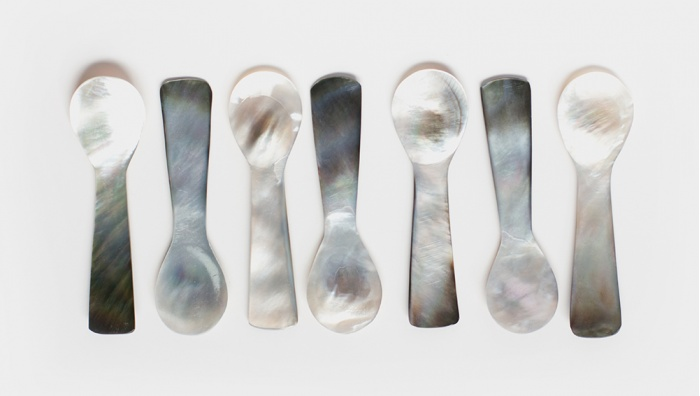 Horn Spoon Set