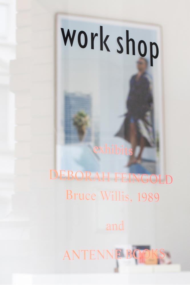 Bruce Willis by Deborah Finegold