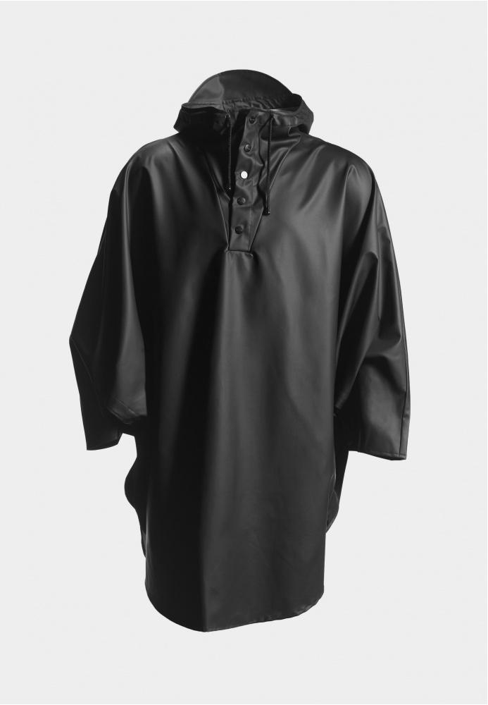 Rains Poncho Black