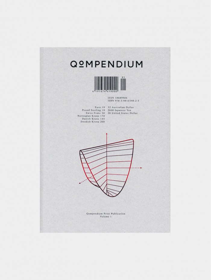 Qompendium Print Publication Volume 1 RE