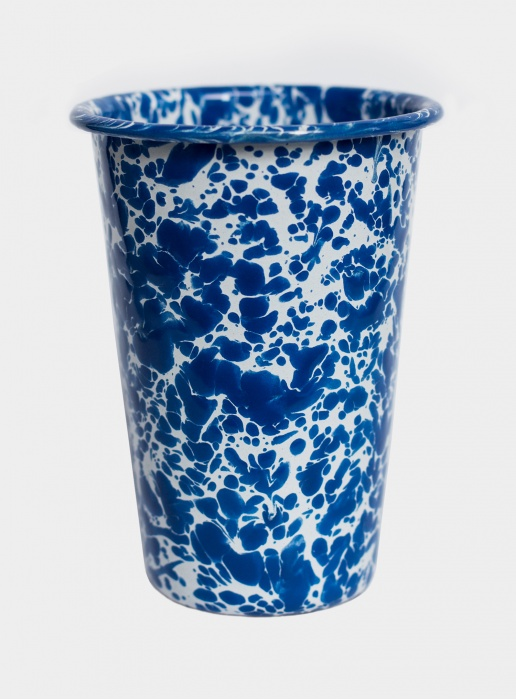 Enamel Tumbler Blue