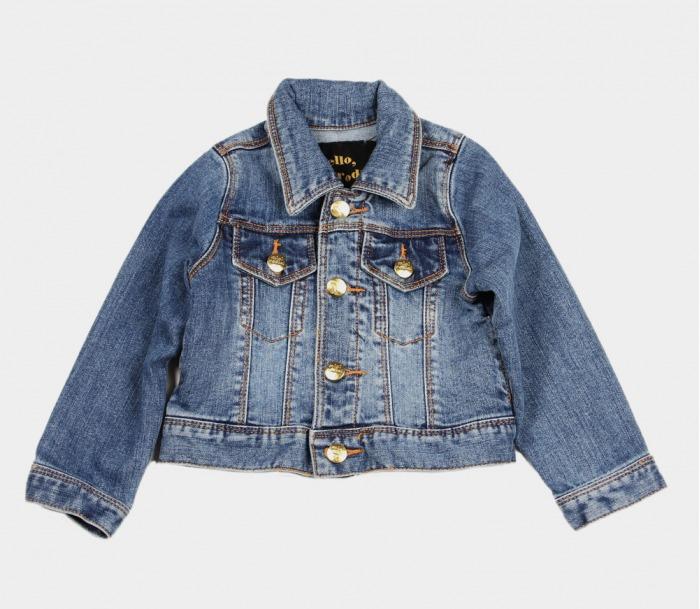 Mini Rodini Denim Jacket