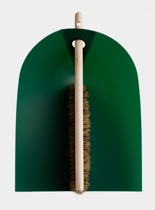 Norman Copenhagen Dustpan and Broom