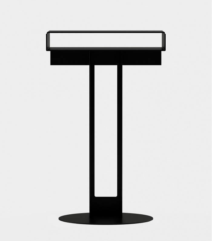 New Tendency Meta Side Table