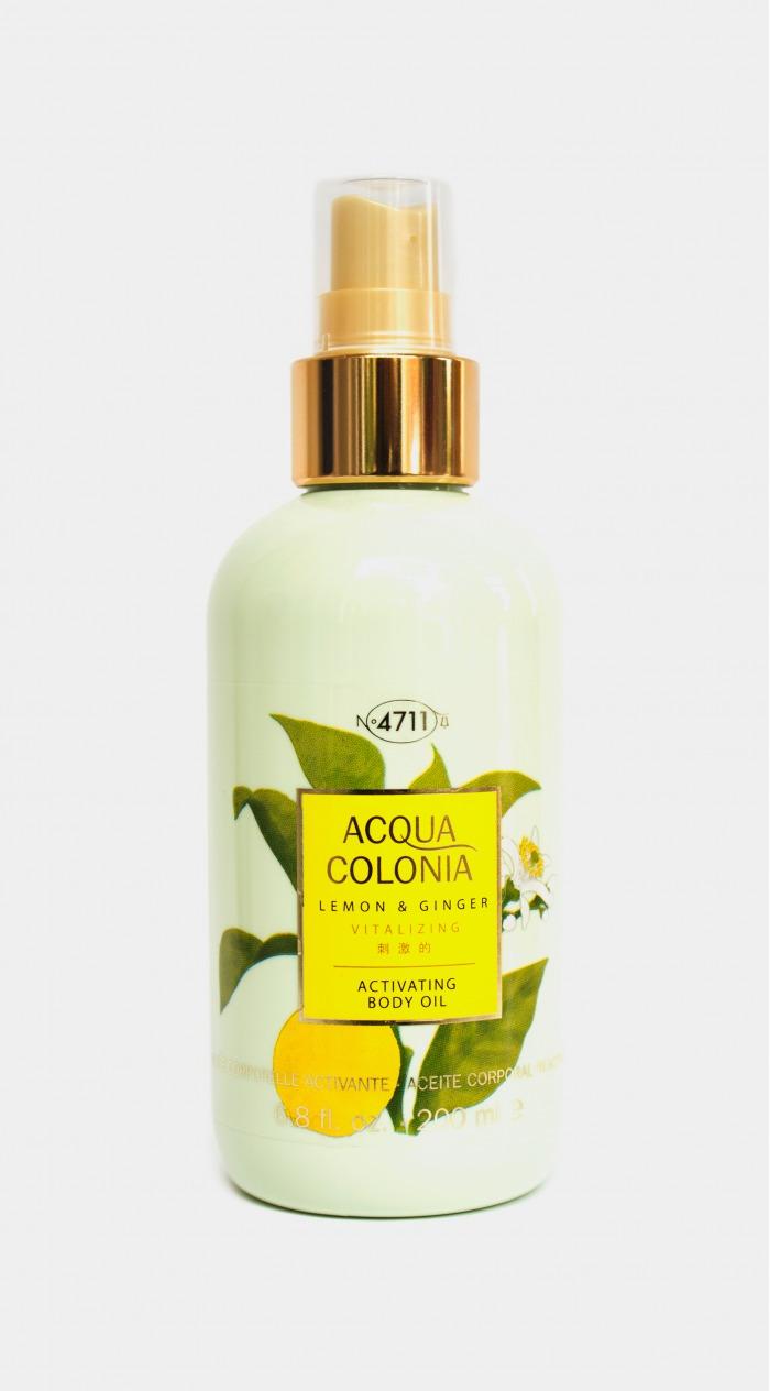 Acqua Colonia Lemon and Ginger