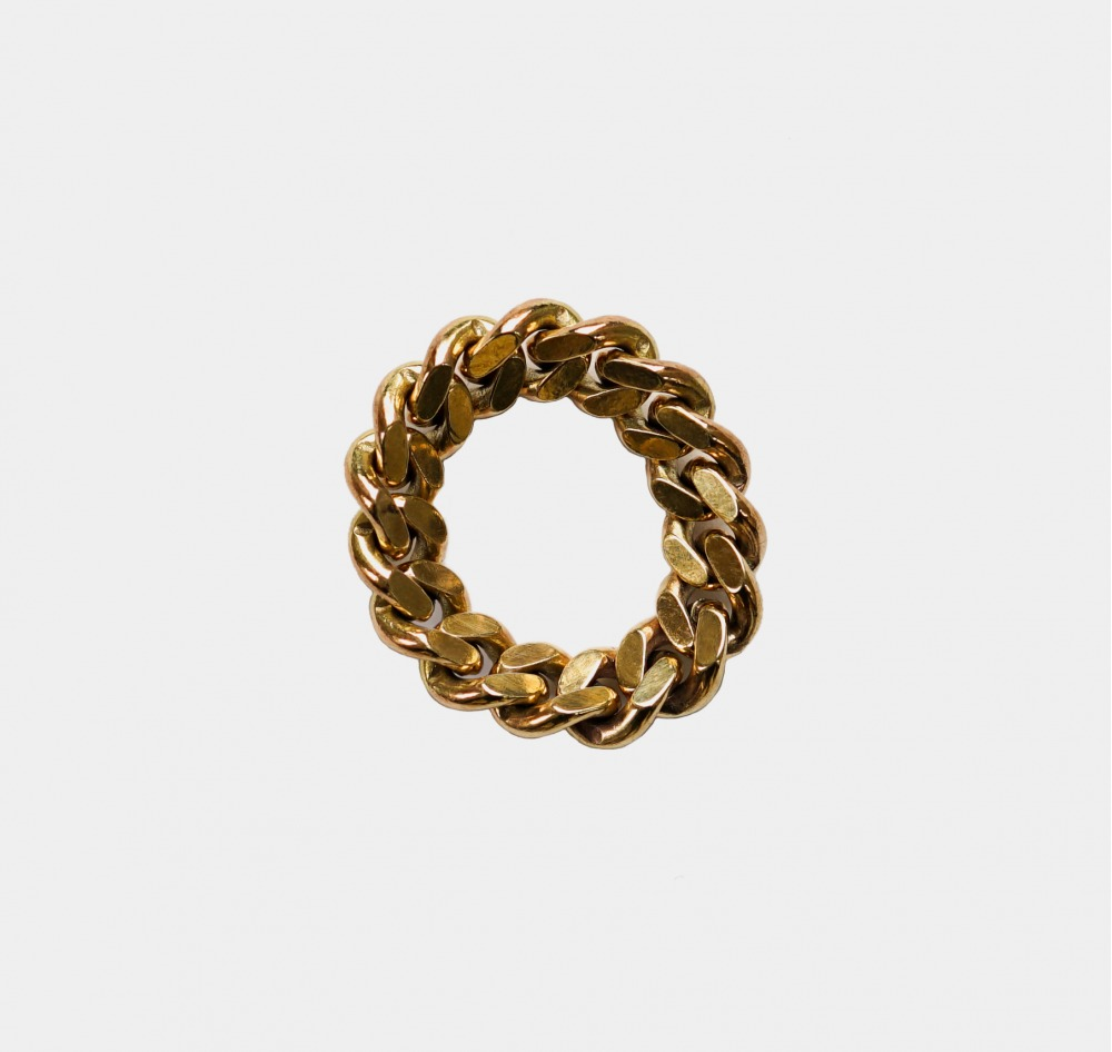 Fédéral Brass Casino Ring