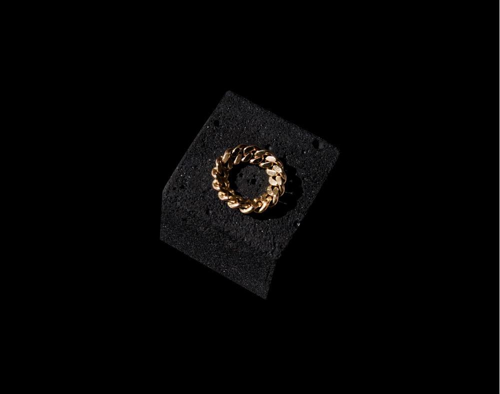 Fédéral Brass Casino Ring