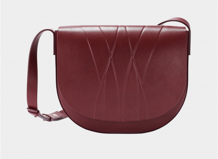 Saddle Bag Bordeaux
