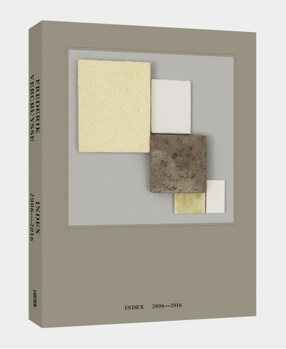 Index 2006 to 2016 by Frederik Vercruysse