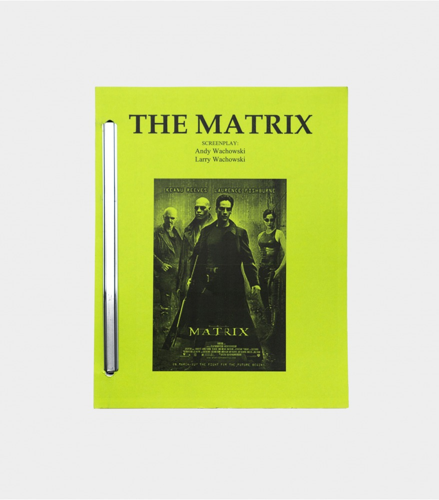 The Matrix Script