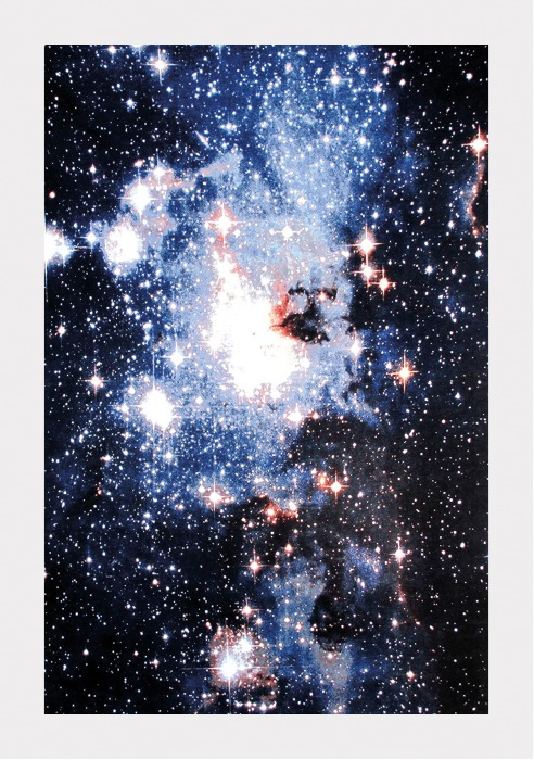 Beach Towel Nebula