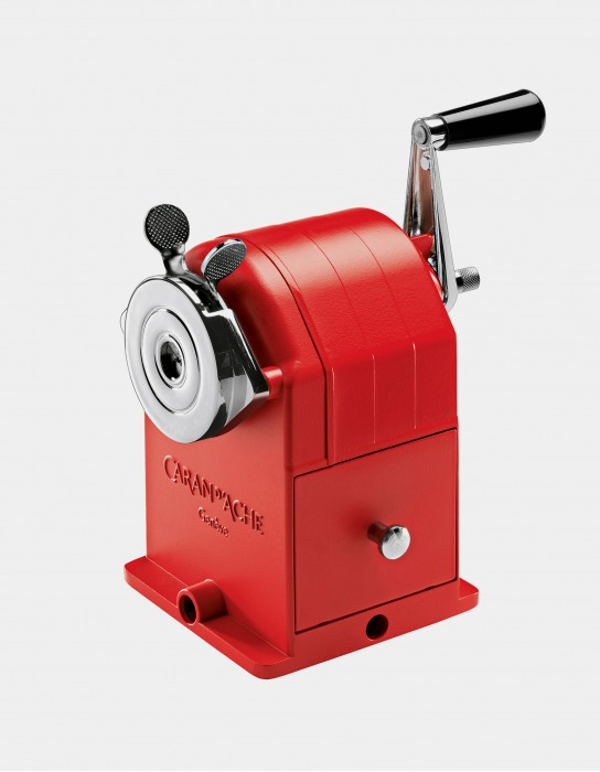 Caran d'Ache Rotary Pencil Sharpener