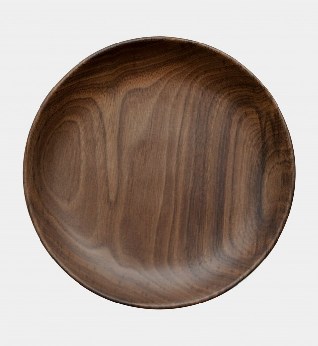 Black Walnut Plate