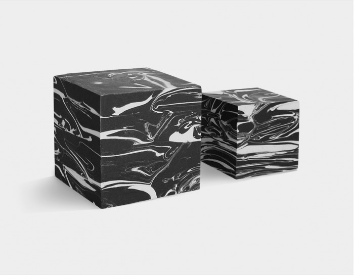 Korean Charcoal Black Soap Small