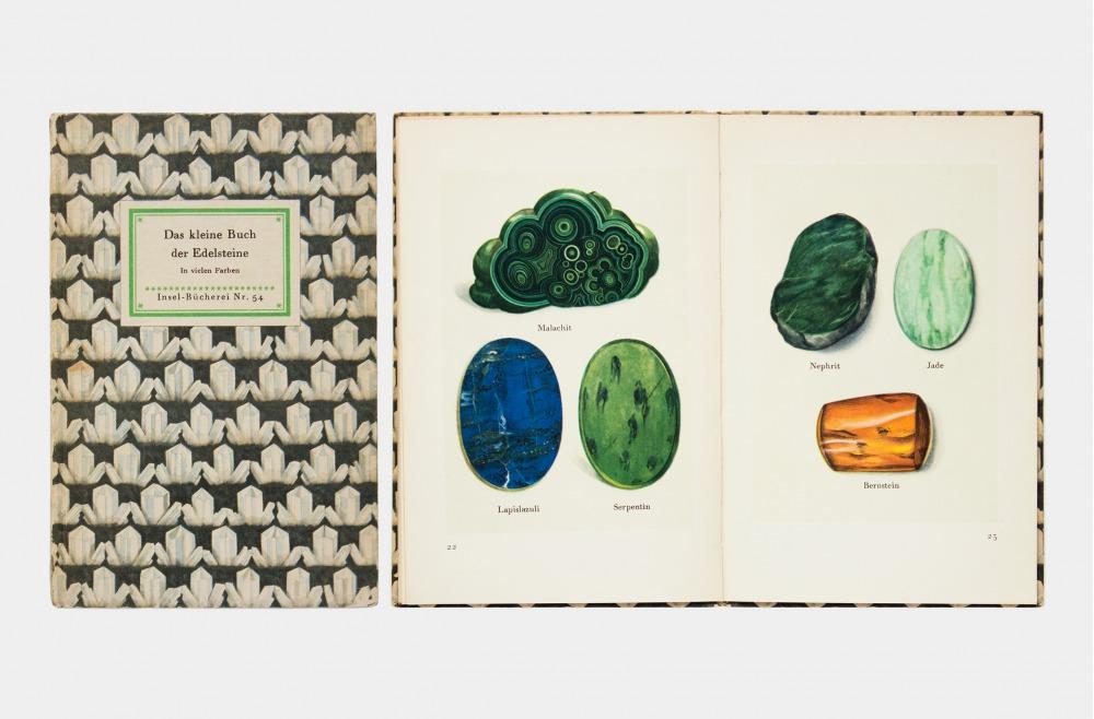 Das kleine Buch der Edelsteine Nr. 54